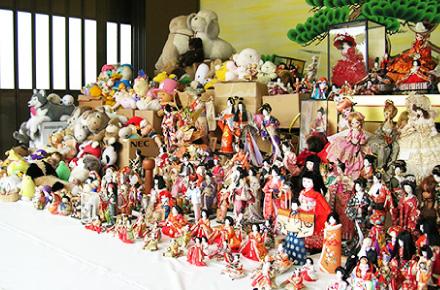 人形感謝祭